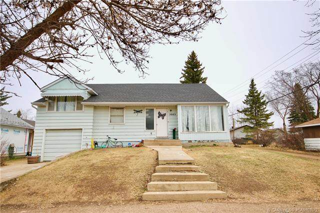5003 47 Avenue, Forestburg, AB T0B 1N0 (#A1019755) :: Canmore & Banff