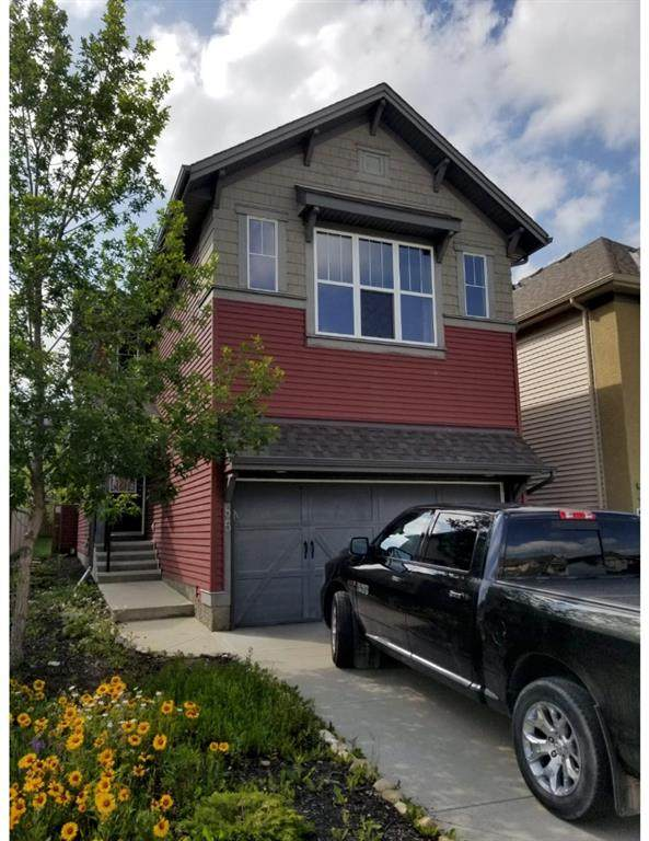 85 Sage Valley Drive NW, Calgary, AB T3R 0C8 (#A1019862) :: Redline Real Estate Group Inc