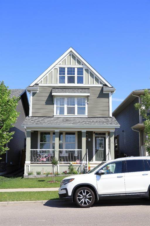 801 Evanston Drive NW, Calgary, AB T3P 0M4 (#A1019877) :: Redline Real Estate Group Inc
