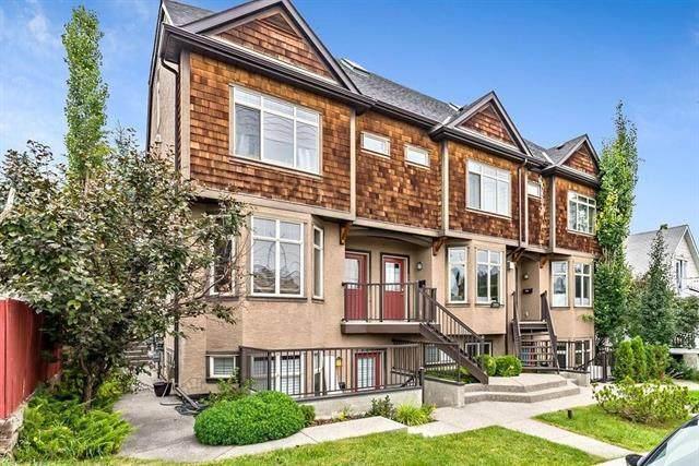 1914 34 Avenue SW #203, Calgary, AB T2T 2C1 (#A1021032) :: Redline Real Estate Group Inc