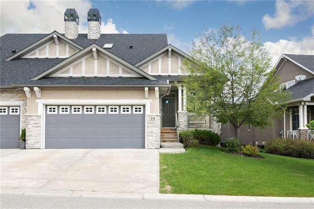 14 Evercreek Bluffs View SW, Calgary, AB T2Y 4V6 (#A1021252) :: Redline Real Estate Group Inc