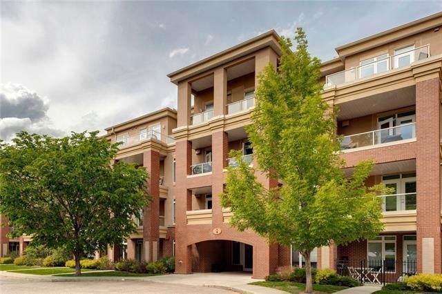 6 Hemlock Crescent SW #307, Calgary, AB T3C 2Z1 (#A1021538) :: Redline Real Estate Group Inc