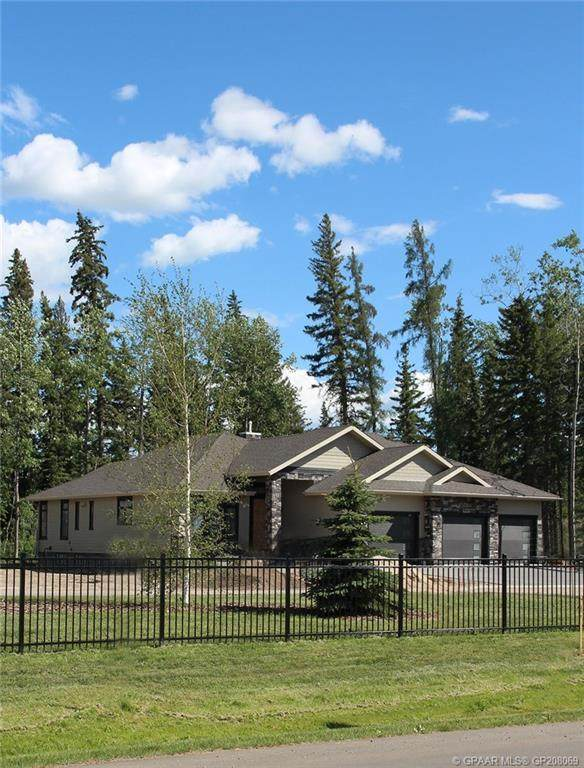 5709 Taylor Way, Rural Grande Prairie No. 1, County of, AB T8W 0H3 (#A1021573) :: Western Elite Real Estate Group