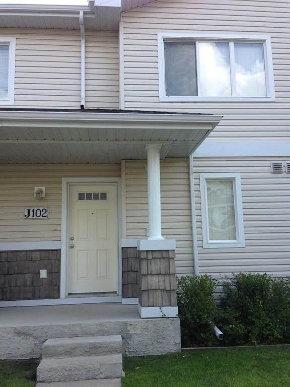 8640 103 Avenue J102, Grande Prairie, AB T8X 0C3 (#A1022520) :: Team Shillington   Re/Max Grande Prairie