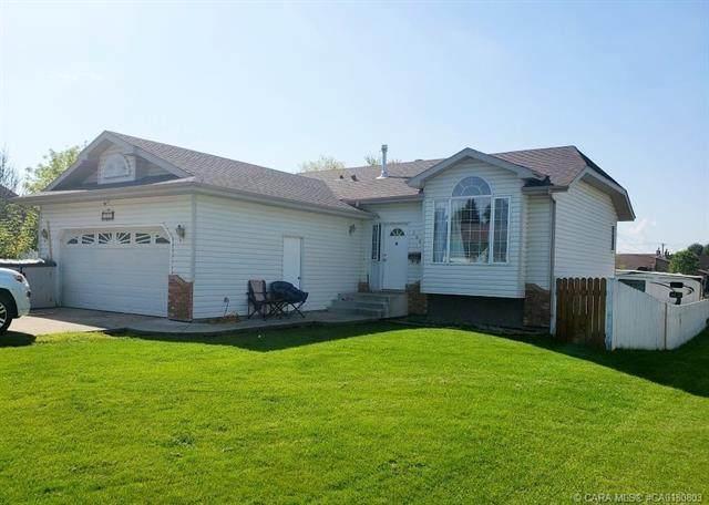 3912 45A Street, Ponoka, AB T4J 1B6 (#A1022565) :: Redline Real Estate Group Inc