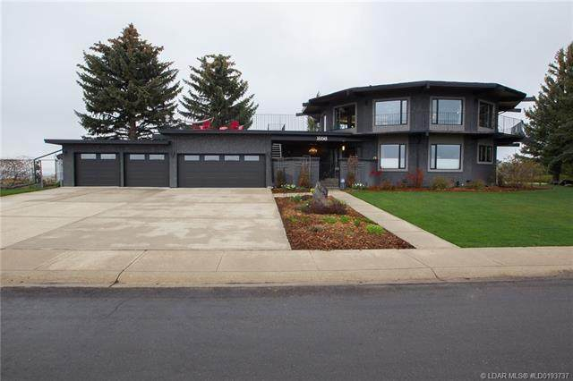 1658 Scenic Heights S, Lethbridge, AB T1K 1N5 (#A1023025) :: Canmore & Banff