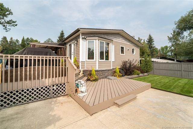 28302 Highway 12, Rural Lacombe County, AB T0C 1S0 (#A1024292) :: Calgary Homefinders