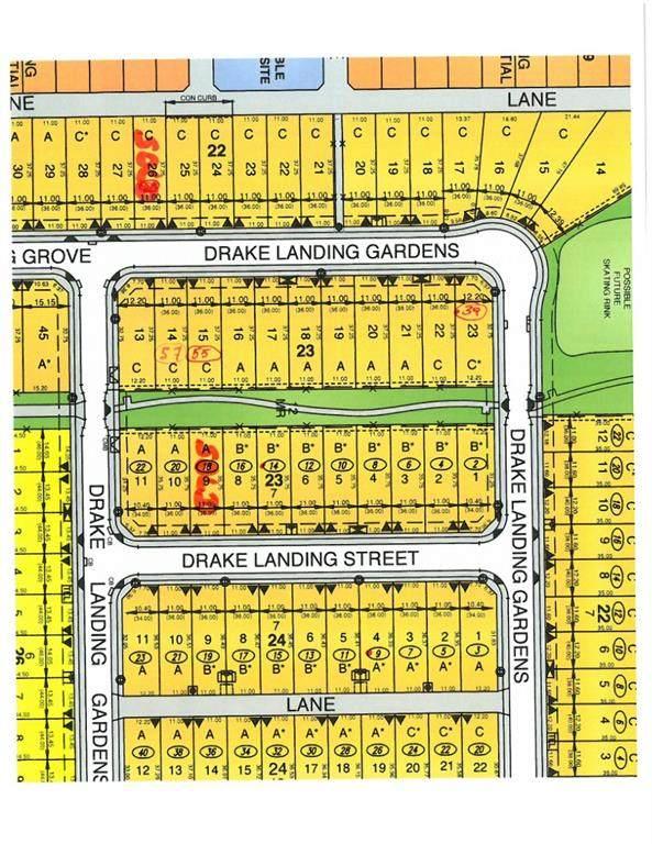 39 Drake Landing Gardens, Okotoks, AB T1S 0P6 (#A1025919) :: Redline Real Estate Group Inc