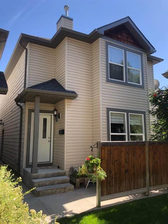 635 6 Street S Unit 5, Lethbridge, AB T1J 2E4 (#A1028993) :: Canmore & Banff