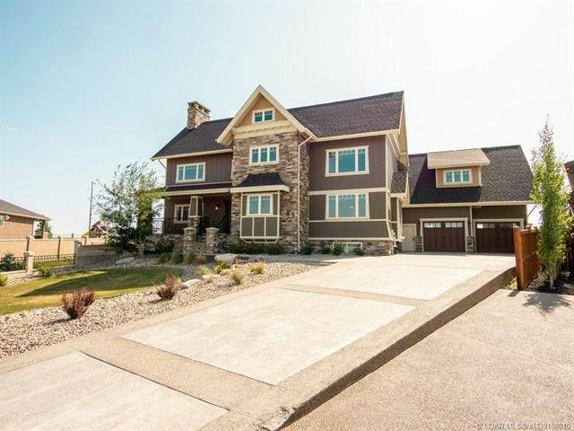 248 Prairie Rose Place S, Lethbridge, AB T1K 7B3 (#A1030559) :: The Cliff Stevenson Group