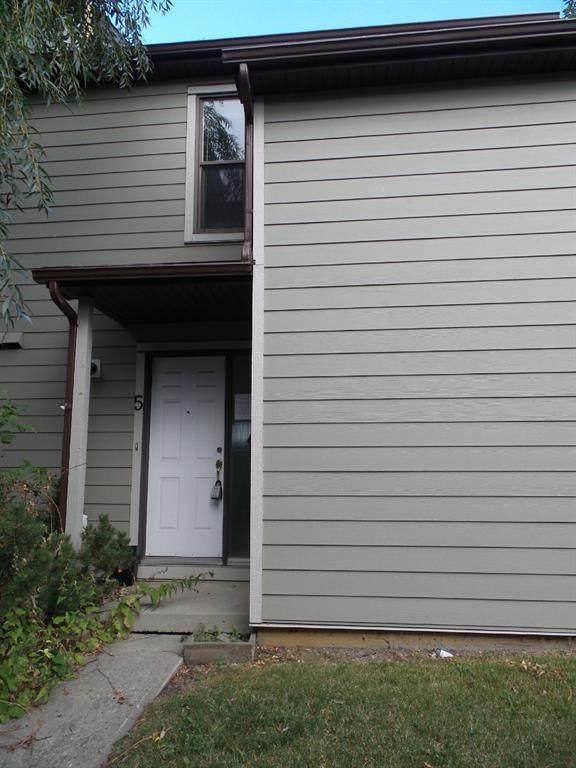 101 Grier Terrace NE #5, Calgary, AB T2K 5Y6 (#A1031029) :: The Cliff Stevenson Group
