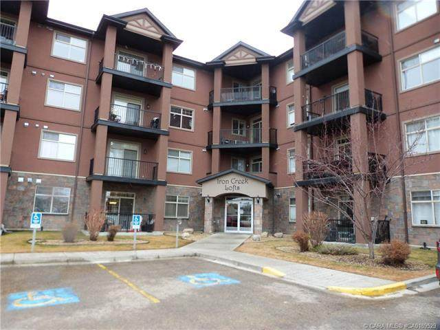 69 Ironstone Drive #312, Red Deer, AB T4R 0J8 (#A1031047) :: Canmore & Banff