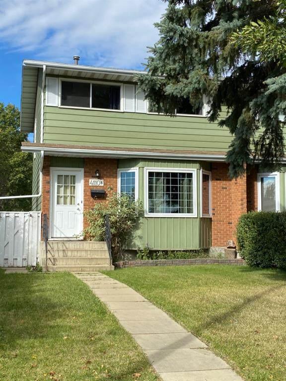 4110B 60 Street, Camrose, AB T4V 3G7 (#A1031600) :: Canmore & Banff