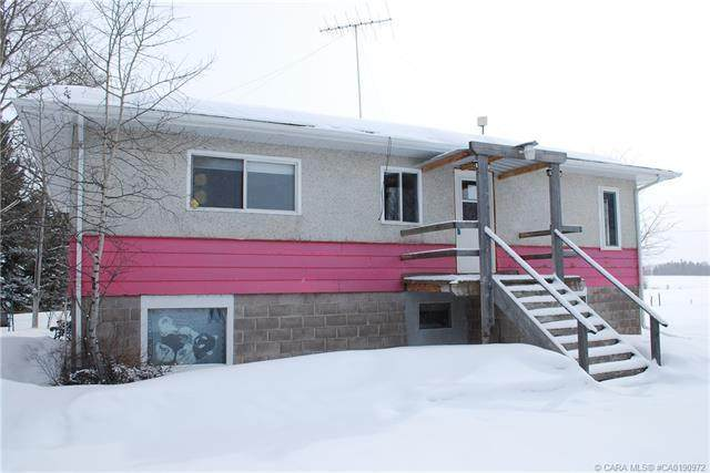 54024 Township Road 38-4, Rural Clearwater County, AB T0M 0C0 (#A1031650) :: The Cliff Stevenson Group