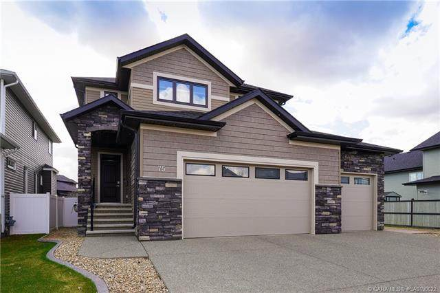 75 Voisin Close, Red Deer, AB T4R 0H8 (#A1031816) :: Western Elite Real Estate Group