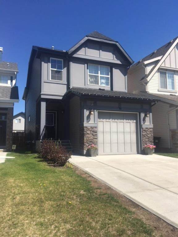 76 Chaparral Valley Crescent SE, Calgary, AB T2X 0Y1 (#A1031912) :: The Cliff Stevenson Group