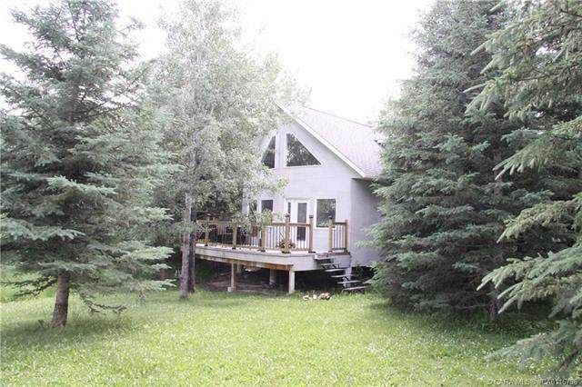205 West Country Drive, Rural Clearwater County, AB T4T 2A3 (#A1032155) :: The Cliff Stevenson Group