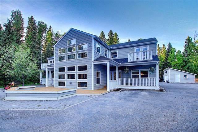 9 Mountain Lion Place, Bragg Creek, AB T0L 0K0 (#A1032262) :: Canmore & Banff