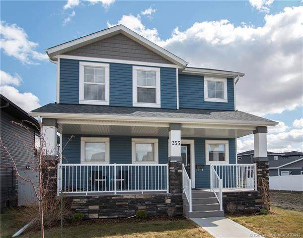 355 Lancaster Drive, Red Deer, AB T4R 0R1 (#A1032667) :: Canmore & Banff