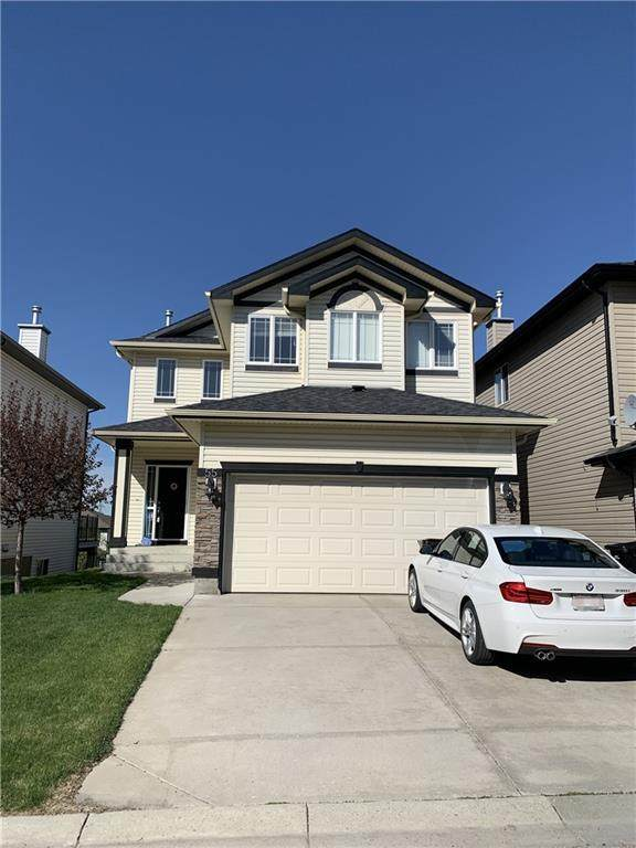 55 Rockyledge Rise NW, Calgary, AB T3G 5P8 (#A1032739) :: Redline Real Estate Group Inc