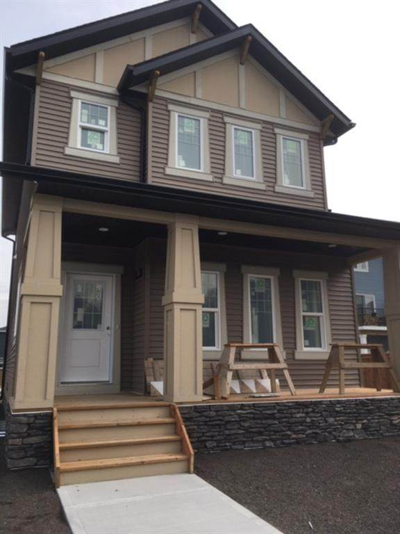 43 Ravenstern Point SE, Airdrie, AB T3A 0W5 (#A1033690) :: Canmore & Banff