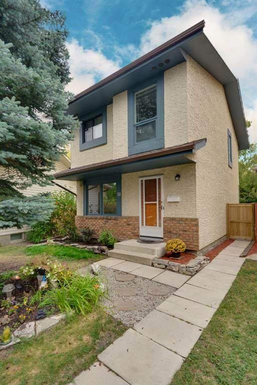 51 Sunvale Court SE, Calgary, AB T2X 2S8 (#A1034139) :: Canmore & Banff