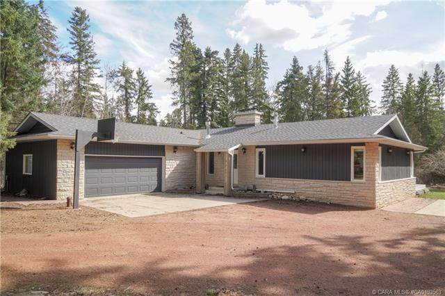 28319 Township Road 384 #161, Rural Red Deer County, AB T4S 2A4 (#A1034169) :: Canmore & Banff