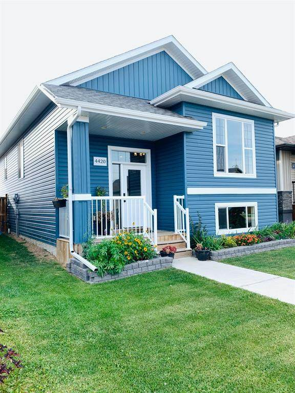 4420 75 Street, Camrose, AB T4V 5C9 (#A1034309) :: Canmore & Banff
