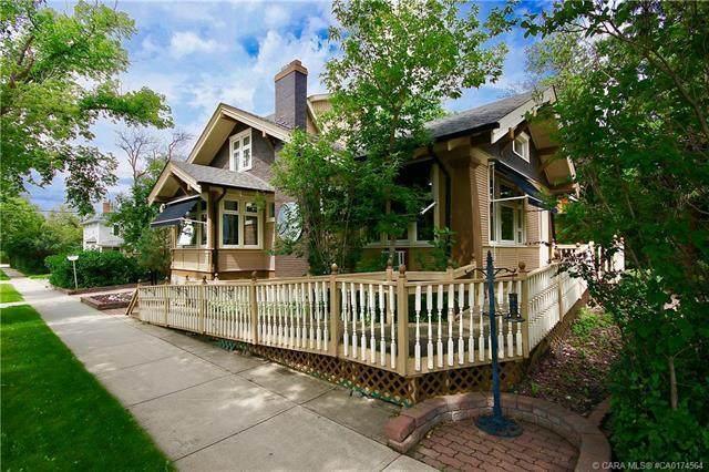 4812 48 Street, Camrose, AB T4V 1L6 (#A1034783) :: Redline Real Estate Group Inc