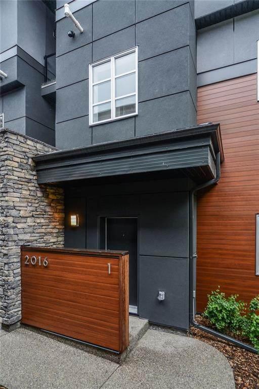 2016 35 Avenue SW #1, Calgary, AB T2T 2E1 (#A1035122) :: Redline Real Estate Group Inc