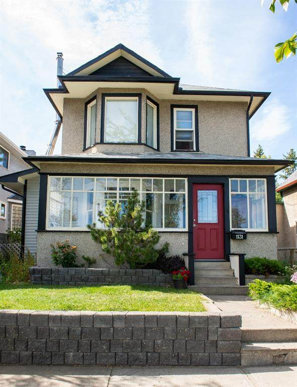 1131 10 Street SE, Calgary, AB T2G 3E3 (#A1036086) :: Calgary Homefinders