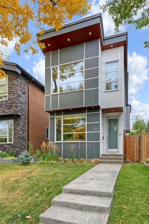 522 37 Street SW, Calgary, AB  (#A1037532) :: Calgary Homefinders