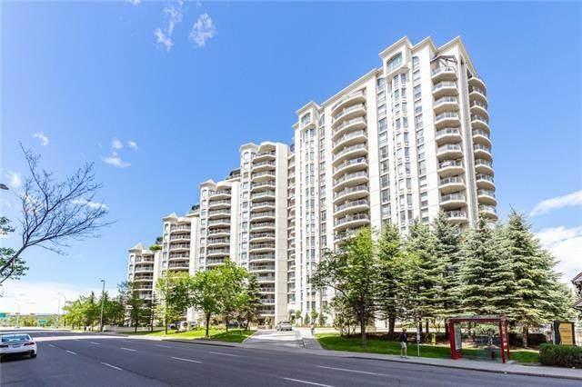 1108 6 Avenue SW #603, Calgary, AB T2P 5K1 (#A1037925) :: Western Elite Real Estate Group