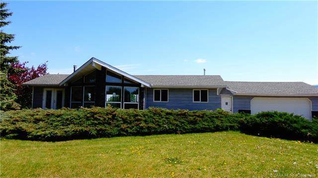 41513 Range Road 13, Rural Lacombe County, AB T0C 0J0 (#A1038537) :: Canmore & Banff