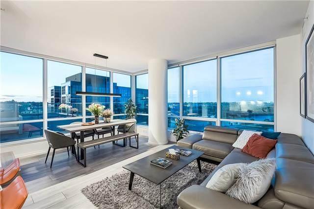 615 6 Avenue SE #907, Calgary, AB T2G 1S2 (#A1039103) :: Western Elite Real Estate Group