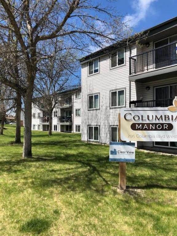 295 Columbia Boulevard W 306B, Lethbridge, AB T1K 4B8 (#A1039213) :: Western Elite Real Estate Group