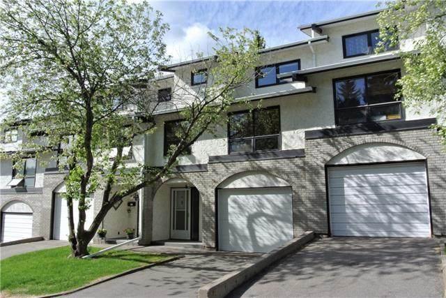 5400 Dalhousie Drive NW #11, Calgary, AB T3A 2B4 (#A1040352) :: Canmore & Banff