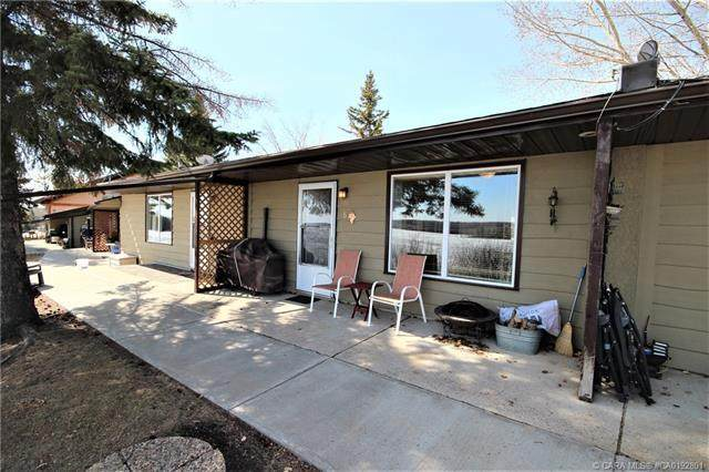 25054 South Pine Lake Road #1006, Rural Red Deer County, AB T0M 1S0 (#A1040471) :: Canmore & Banff