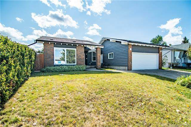 5148 35 Street, Innisfail, AB T4G 1H3 (#A1040556) :: Canmore & Banff