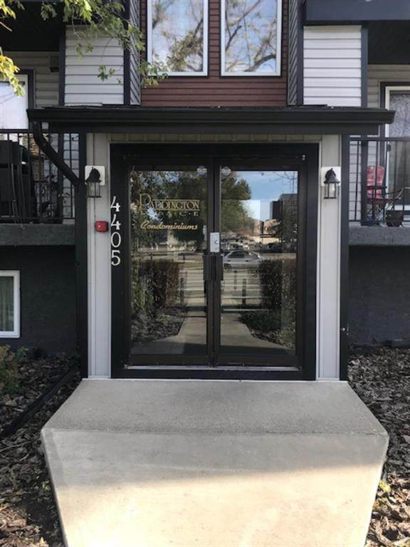 4405 48 Avenue #101, Red Deer, AB T4N 5Y7 (#A1041140) :: Canmore & Banff