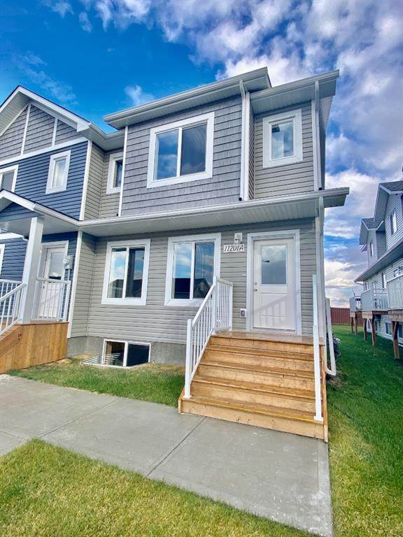 11201 95 Street A, Clairmont, AB T8X 5C5 (#A1041761) :: Canmore & Banff