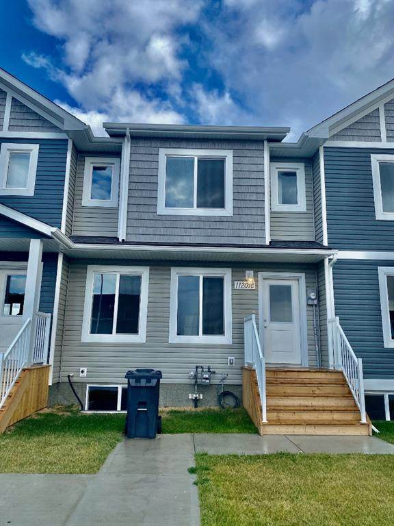 11201 95 Street C, Clairmont, AB T8X 5C5 (#A1041770) :: Canmore & Banff