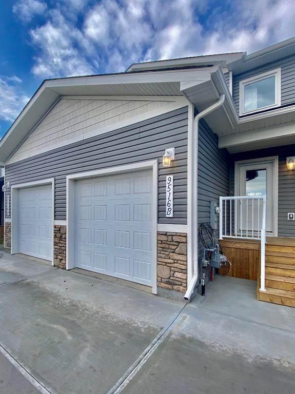 9516 113 Avenue B, Clairmont, AB T8X 5C5 (#A1041778) :: Canmore & Banff