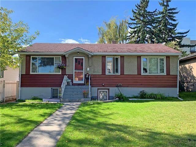 1719 32 Street SW, Calgary, AB T3C 1N6 (#A1042077) :: Canmore & Banff
