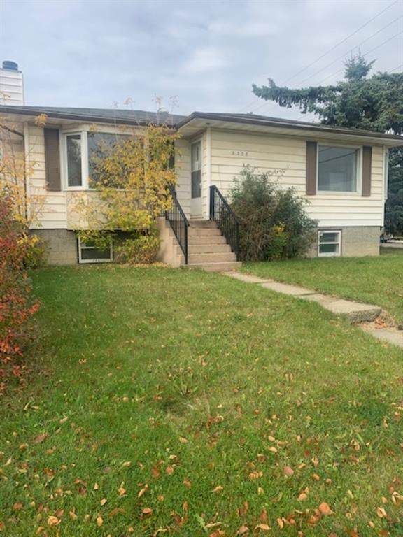 3338 49 Avenue, Red Deer, AB T4N 3Y6 (#A1042163) :: Canmore & Banff