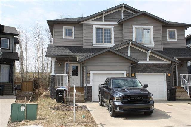 189 Shalestone Way, Fort Mcmurray, AB T9K 0T6 (#A1042282) :: Canmore & Banff