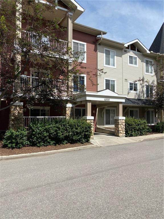 70 Panamount Drive NW #4110, Calgary, AB T3K 6G8 (#A1042741) :: Canmore & Banff