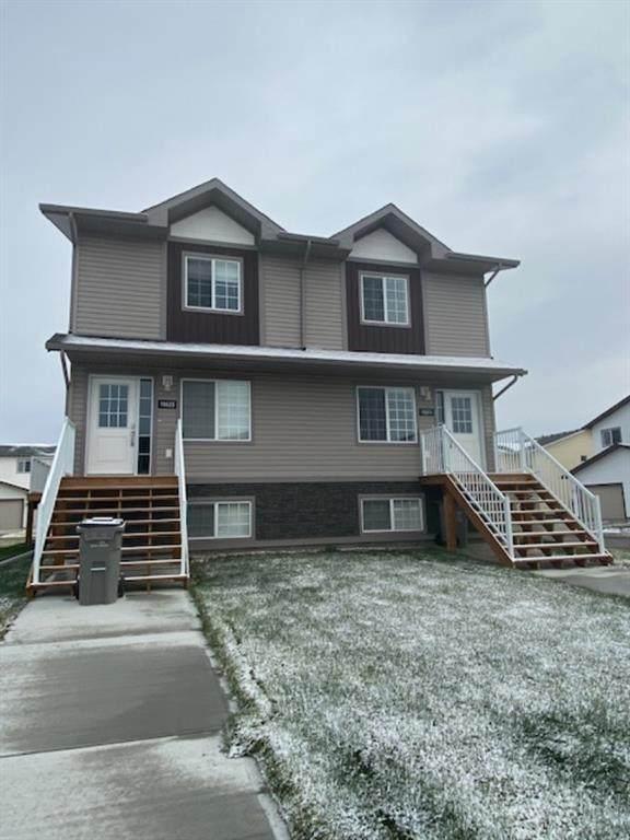 10601 114C Street, Grande Prairie, AB T8V 6M5 (#A1042751) :: Team Shillington | Re/Max Grande Prairie