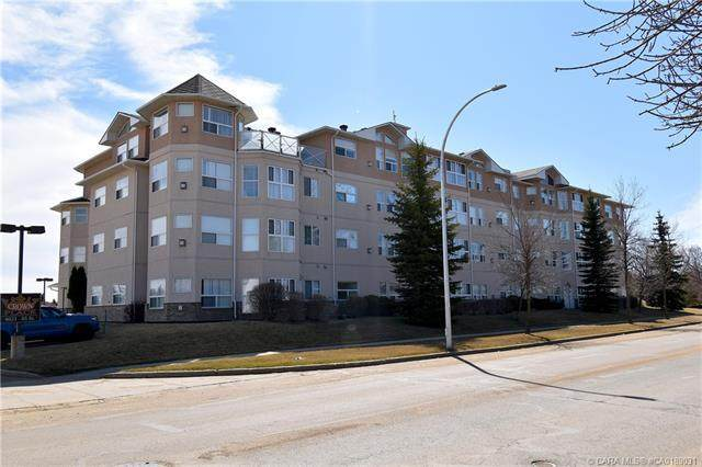4623 65 Street #317, Camrose, AB T4V 4R3 (#A1042937) :: The Cliff Stevenson Group