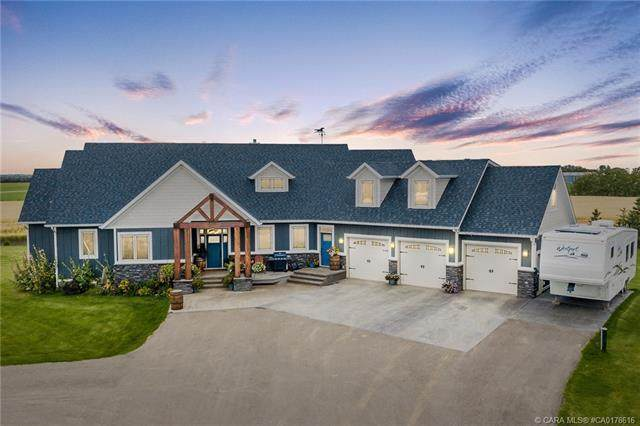 39406 Range Road 280, Rural Lacombe County, AB T0M 0J0 (#A1043013) :: Western Elite Real Estate Group